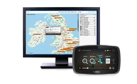 GPS Pro5250 Truck Logistikalahendus