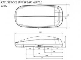 katuseboks-whispbar-wb751