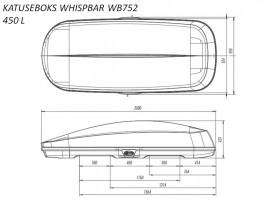 katuseboks-whispbar-wb752