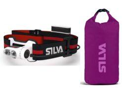 Komplekt SILVA Pealamp + Veekindel kott 6L