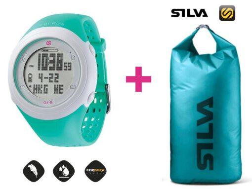 Spordikell Soleys GPS Fly + veekindel kott Silva Carry Dry