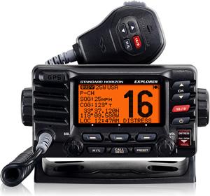 Standard Horizon GX1700 gps dsc