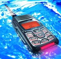 VHF käsiraadio merele