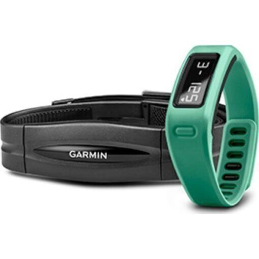 aktiivsusmonitor Garmin Vivofit. roheline