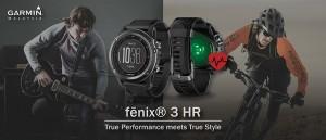 fenix 3 hr