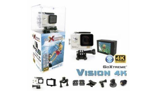 goxtreme-seikluskaamera vision-4k