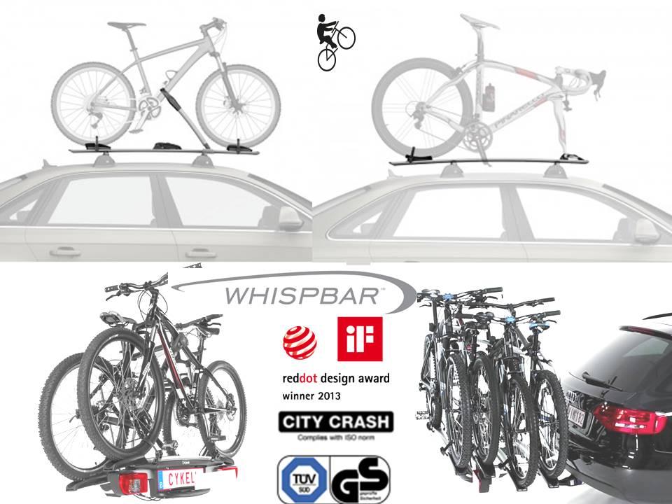 jalgrattahoidja autole