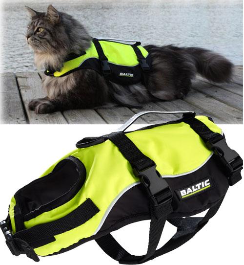 lemmiklooma päästevest Maja-cat-buoyancy-aid-2