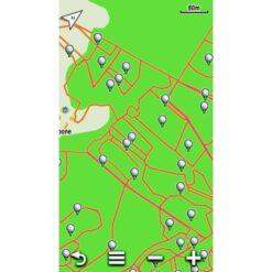 metsaeraldiste kaart 2016