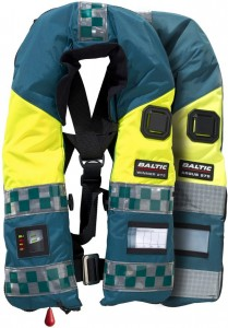 päästevest ambulance officer
